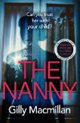 Cover-Bild zu The Nanny (eBook) von Macmillan, Gilly