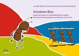 Cover-Bild zu Ameisen-Box von Brinkmann, Erika