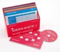 Cover-Bild zu Ideen-Kiste 1. Schrift-Sprache von Brinkmann, Erika