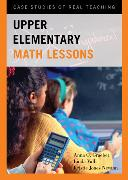 Cover-Bild zu Upper Elementary Math Lessons (eBook) von Graeber, Anna O.