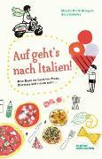 Cover-Bild zu Auf geht's nach Italien! von Utnik-Strugala, Monika
