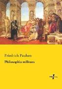 Cover-Bild zu Philosophia militans von Paulsen, Friedrich