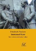Cover-Bild zu Immanuel Kant von Paulsen, Friedrich
