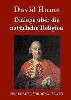Cover-Bild zu Dialoge über die natürliche Religion von David Hume