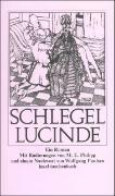 Cover-Bild zu Lucinde von Schlegel, Friedrich