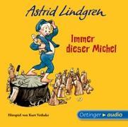 Cover-Bild zu Immer dieser Michel (CD) von Lindgren, Astrid