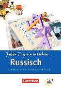 Cover-Bild zu Jeden Tag ein bisschen Russisch von Steinbach, Andrea