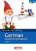 Cover-Bild zu Sprachkurs Plus A2. Anfänger. Deutsch als Fremdsprache. German von Heinrich, Eva
