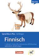 Cover-Bild zu Sprachkurs Plus A2. Anfänger. Finnisch von Leney, Terttu
