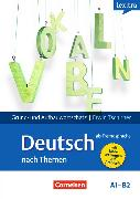 Cover-Bild zu Grund- und Aufbauwortschatz. Deutsch als Fremdsprache A1-B2. Lernwörterbuch von Tschirner, Erwin