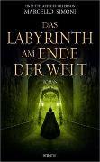 Cover-Bild zu Das Labyrinth am Ende der Welt von Simoni, Marcello