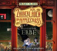 Cover-Bild zu Der Zauberladen von Applecross von Baccalario, Pierdomenico