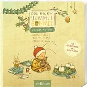 Cover-Bild zu Die Baby Hummel Bommel - Advent, Advent von Sabbag, Britta