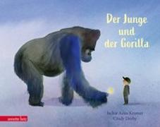 Cover-Bild zu Der Junge und der Gorilla von Kramer, Jackie Azúa