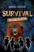 Cover-Bild zu eBook Survival - Der Schrei des Affen