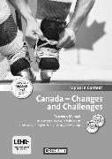 Cover-Bild zu Topics in Context. Canada - Changes and Challenges. Teacher's Manual von Bamber, Graham Carl
