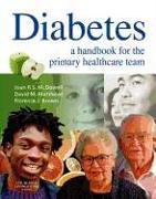 Cover-Bild zu Diabetes: A Handbook for the Primary Healthcare Team von McDowell, Joan R. S. (Hrsg.)