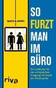 Cover-Bild zu Mats Enzo: So furzt man im Büro (eBook)