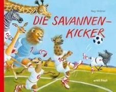 Cover-Bild zu Die Savannenkicker