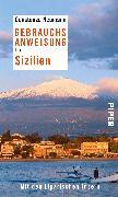 Cover-Bild zu Gebrauchsanweisung für Sizilien