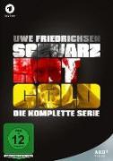 Cover-Bild zu Schwarz Rot Gold von Meichsner, Dieter