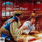 Cover-Bild zu Ole, der Pirat (Audio Download) von Nieden, Eckart zur
