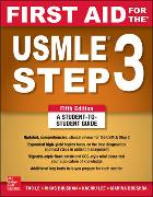 Cover-Bild zu First Aid for the USMLE Step 3 von Le, Tao