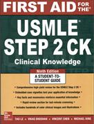Cover-Bild zu First Aid for the USMLE Step 2 CK. A Student-to-Student Guide von Le, Tao