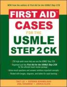 Cover-Bild zu First Aid (TM) Cases for the USMLE Step 2 CK von Le, Tao