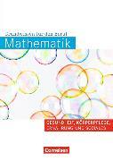 Cover-Bild zu Mathematik - Grundwissen für den Beruf. Gesundheit, Körperpflege, Ernährung und Soziales von Ehmer, Wolfgang