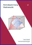 Cover-Bild zu Formelsammlung Mathematik von Wetzel, Adrian