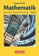 Cover-Bild zu Mathematik Sekundarstufe 2. Allgemeine Ausgabe. Analytische Geometrie, Stochastik. Schülerbuch von Bigalke, Anton