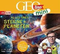 Cover-Bild zu GEOlino mini: Alles über Sterne und Planeten (4) von Dax, Eva