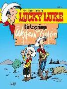 Cover-Bild zu Lucky Luke 100 von Morris