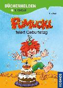 Cover-Bild zu Pumuckl, Bücherhelden 1. Klasse, Pumuckl feiert Geburtstag (eBook) von Kaut, Ellis