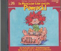 Cover-Bild zu De Pumuckl und s Schpiilzüügauto / De Pumuckl und es Missverschtändnis von Kaut, Ellis