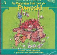 Cover-Bild zu Teil 3: Es Schiff i de Badwanne / E gheimnisvolli Schifflischauckle. CD - De Meischter Eder und sin Pumuckl