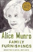 Cover-Bild zu Family Furnishings von Munro, Alice