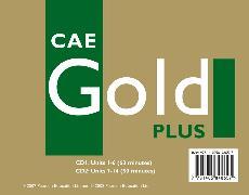 Cover-Bild zu CAE Gold Plus CAE Gold Plus Class CD 1-2 - CAE Gold Plus von Kenny, Nick