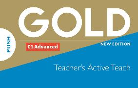 Cover-Bild zu New Gold Advanced NE 2019 Classroom Presentation Tool (ActiveTeach)