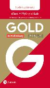 Cover-Bild zu Gold B1 Preliminary New Edition Students' eText and MyEnglishLab Access Card