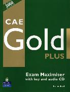 Cover-Bild zu CAE Gold Plus Maximiser with key and Audio CD - CAE Gold Plus von Boyd, Elaine