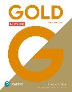 Cover-Bild zu New Gold Pre-First NE 2019 Teacher's Book von Annabell, Clementine