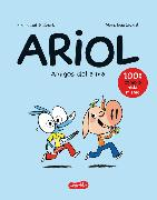 Cover-Bild zu Ariol. Amigos del alma (Happy as a pig - Spanish edition) von Guibert, Emmanuel