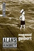 Cover-Bild zu Alans Kindheit von Guibert, Emmanuel