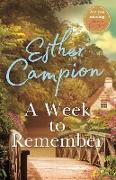 Cover-Bild zu Week to Remember (eBook) von Campion, Esther