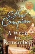 Cover-Bild zu A Week to Remember von Campion, Esther