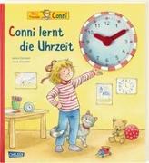 Cover-Bild zu Conni-Bilderbücher: Conni lernt die Uhrzeit von Schneider, Liane