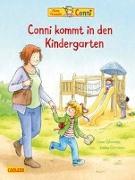 Cover-Bild zu Conni-Bilderbücher: Conni kommt in den Kindergarten Neuausgabe von Schneider, Liane