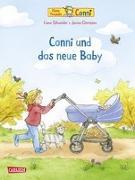 Cover-Bild zu Conni-Bilderbücher: Conni und das neue Baby (Neuausgabe) von Schneider, Liane